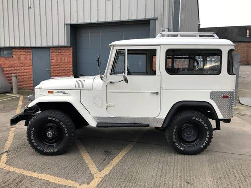 1971 Toyota Land Cruiser FJ40 SOLD (picture 4 of 6)