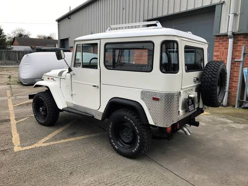 1971 Toyota Land Cruiser FJ40 SOLD (picture 5 of 6)