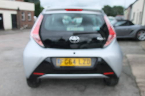 2014 TOYOTA AYGO 1.0 VVT-I X-PRESSION 3DR SOLD (picture 5 of 6)