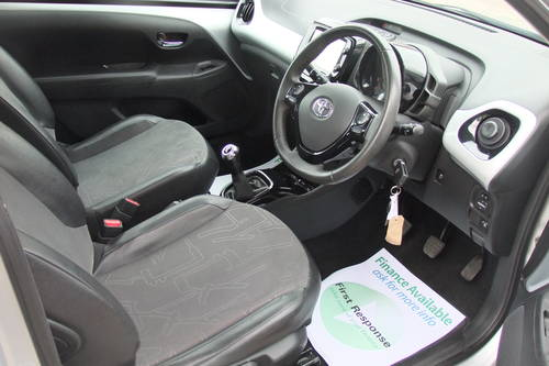 2014 TOYOTA AYGO 1.0 VVT-I X-PRESSION 3DR SOLD (picture 6 of 6)
