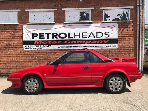 1990 TOYOTA MR2    5 SPEED MANUAL SOLD (picture 3 of 6)