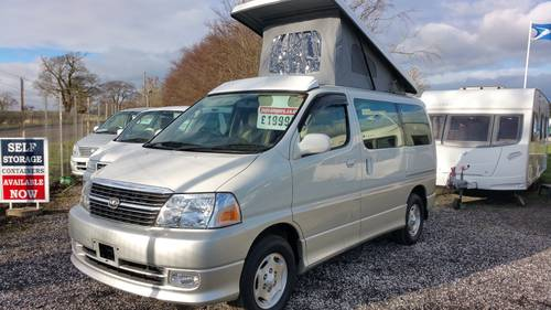 1999 Toyota Granvia G Cruising Selection SOLD (picture 1 of 6)