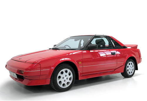1988 Restored 1998 Toyota MR2 T-Top SOLD (picture 1 of 6)