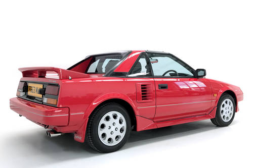 1988 Restored 1998 Toyota MR2 T-Top SOLD (picture 2 of 6)
