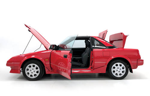 1988 Restored 1998 Toyota MR2 T-Top SOLD (picture 3 of 6)