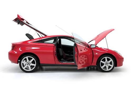2005 Toyota Celica VVTi 140 SOLD (picture 3 of 6)