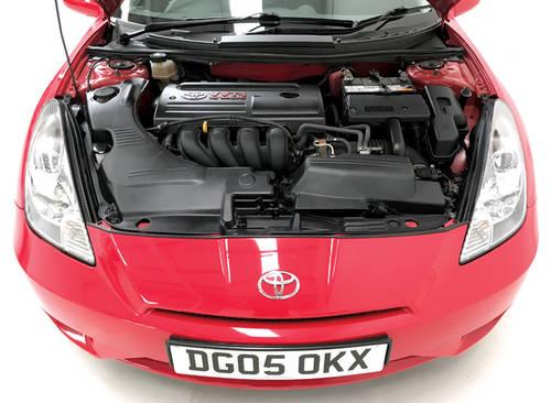 2005 Toyota Celica VVTi 140 SOLD (picture 4 of 6)