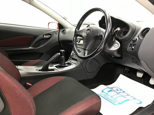 2005 Toyota Celica VVTi 140 SOLD (picture 5 of 6)