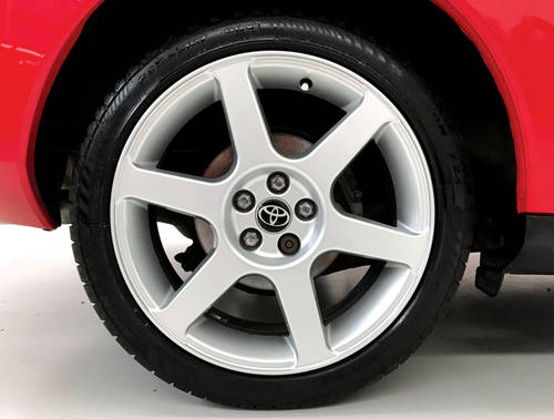 2005 Toyota Celica VVTi 140 SOLD (picture 6 of 6)