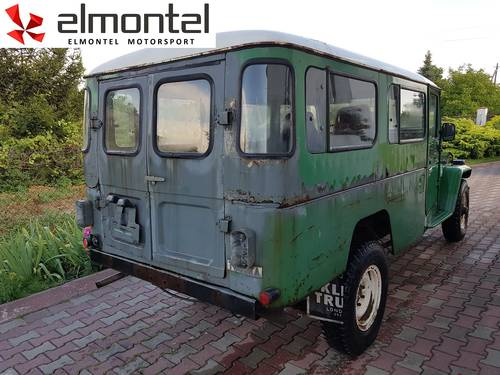 Toyota Land Cruiser BJ45 1982 green elmontel.com For Sale (picture 3 of 6)