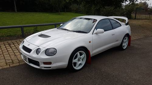 1994 TOYOTA CELICA ST205 GT4 – WRC – HERE NOW FROM JAPAN  SOLD (picture 2 of 6)