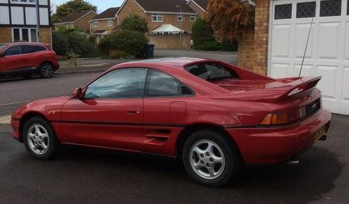 1992 Toyota MR2 2.0 GTi to be sold on October 28th SOLD by Auction (picture 2 of 3)