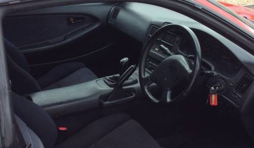 1992 Toyota MR2 2.0 GTi to be sold on October 28th SOLD by Auction (picture 3 of 3)