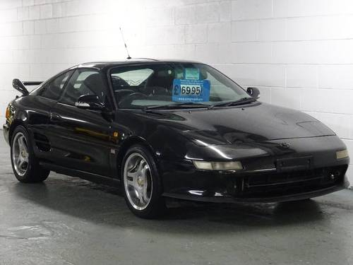 1999 MR2 2.0 TWIN ENTRY TURBO REV 5 T-BAR JDM 2dr FRESH IMPORT For Sale (picture 1 of 6)