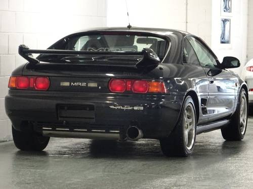 1999 MR2 2.0 TWIN ENTRY TURBO REV 5 T-BAR JDM 2dr FRESH IMPORT For Sale (picture 3 of 6)