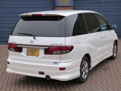 2004 Toyota Estima Aeras 2.4 VVT-i Auto  For Sale (picture 3 of 6)