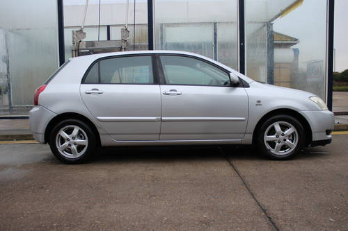 2002 A clean corolla fully serviced  For Sale (picture 1 of 6)