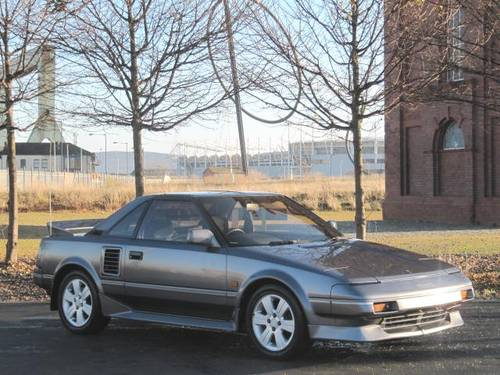 1988 MODERN CLASSIC TOYOTA MR2 T BAR SUPERCHARGER  For Sale (picture 1 of 6)