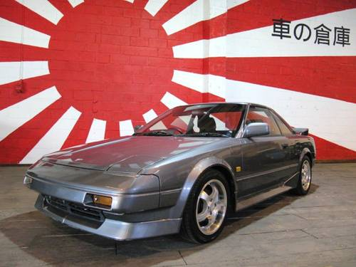 1988 INVESTABLE CLASSIC TOYOTA MR II AW11 * ONLY 63000 MILES For Sale (picture 1 of 6)