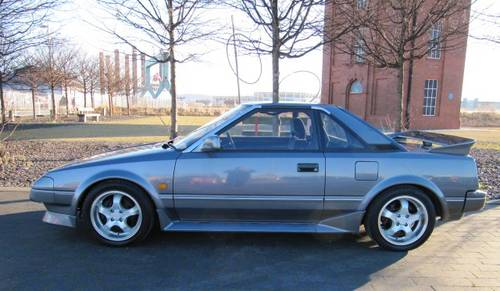 1988 INVESTABLE CLASSIC TOYOTA MR II AW11 * ONLY 63000 MILES For Sale (picture 2 of 6)