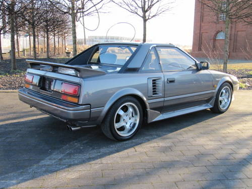 1988 INVESTABLE CLASSIC TOYOTA MR II AW11 * ONLY 63000 MILES For Sale (picture 3 of 6)