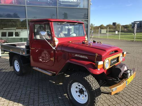 1975 Toyota Land Cruiser 3,9 Pick-up SOLD (picture 1 of 6)