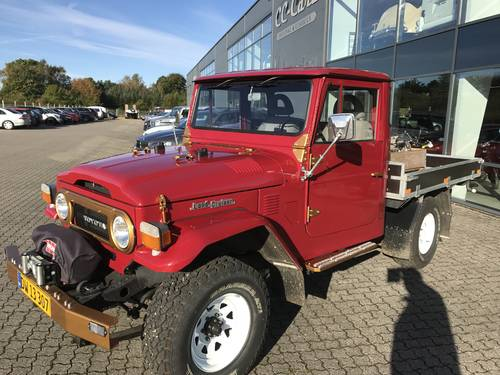 1975 Toyota Land Cruiser 3,9 Pick-up SOLD (picture 2 of 6)
