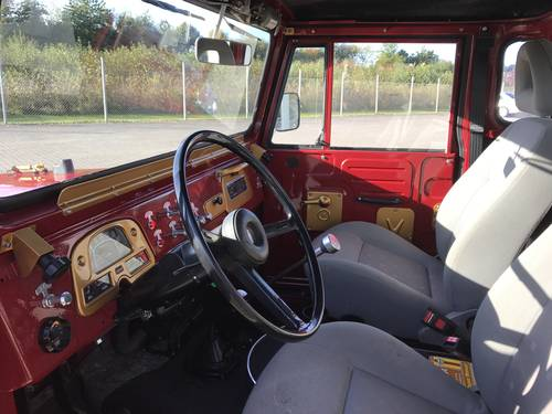 1975 Toyota Land Cruiser 3,9 Pick-up SOLD (picture 5 of 6)