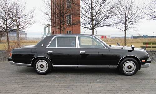 2003 CENTURY REDESIGNED GZG50 5.0 V12 * JAPANESE EQ MAYBACH ROLLS For Sale (picture 3 of 6)