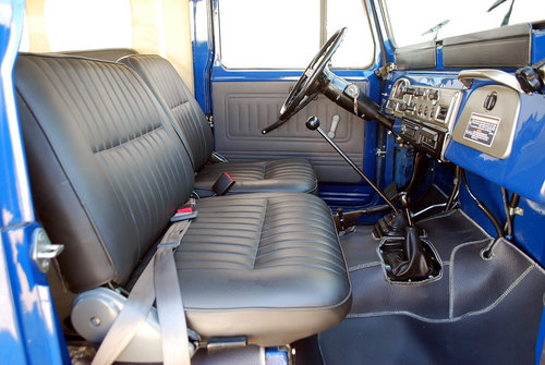 1982 Toyota Land Cruise FJ43 4X4 For Sale (picture 4 of 6)