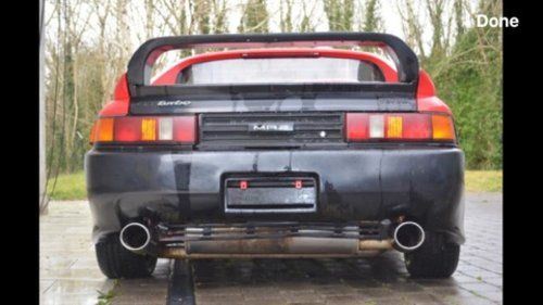 1992 MR2 Turbo Shell For Sale (picture 1 of 4)