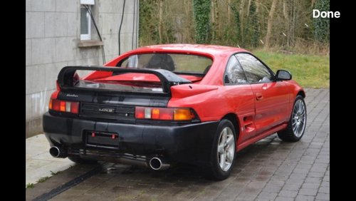 1992 MR2 Turbo Shell For Sale (picture 2 of 4)
