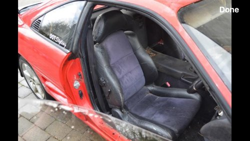 1992 MR2 Turbo Shell For Sale (picture 4 of 4)