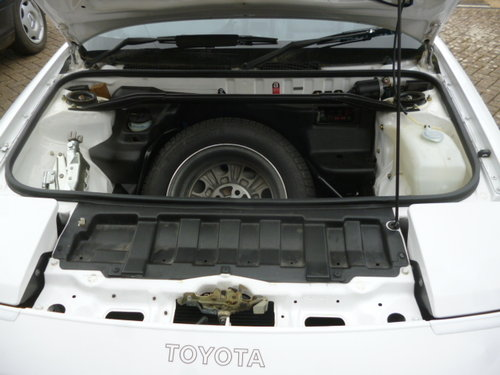 1990 TOYOTA MR2 T BAR  SOLD (picture 4 of 5)