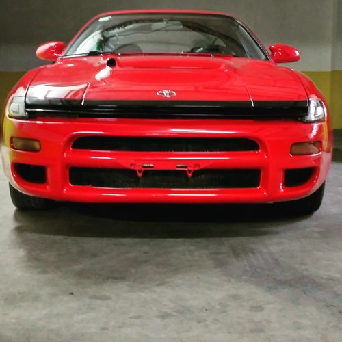 1992 Toyota Celica Turbo 4WD Carlos Sainz Ltd. For Sale (picture 1 of 6)