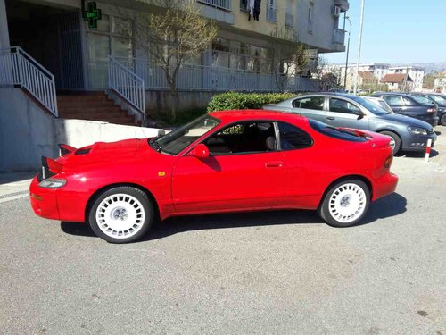 1992 Toyota Celica Turbo 4WD Carlos Sainz Ltd. For Sale (picture 4 of 6)