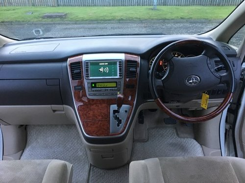 2004 Fresh Import Toyota Alphard 2.4 L 2WD 8 Seats  For Sale (picture 5 of 6)