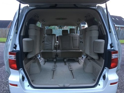 2004 Fresh Import Toyota Alphard 2.4 L 2WD 8 Seats  For Sale (picture 6 of 6)