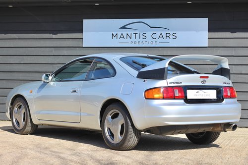 Toyota Of Colchester >> 1994 RHD Toyota Celica GT4 WRC Edition SOLD | Car And Classic