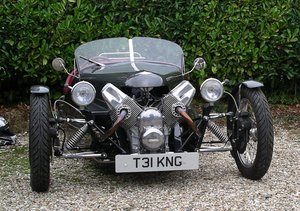 2010 Triking T2 Classic 3-wheeler in the Morgan style For Sale