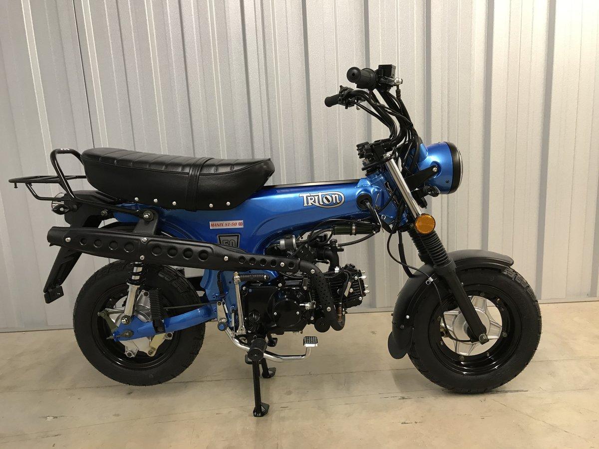 Picture of 2019 Triton Manix ST-50 For Sale