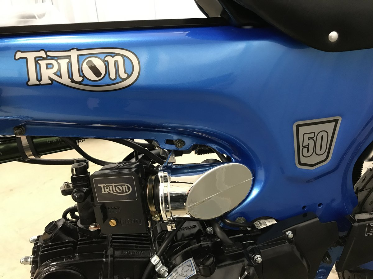 2019 Triton Manix ST-50 For Sale (picture 5 of 6)