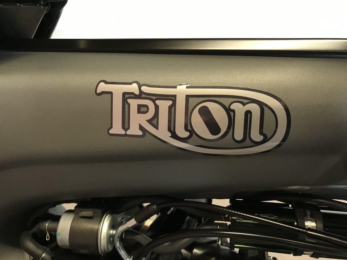 2019 Triton Manix ST-125 For Sale (picture 5 of 6)