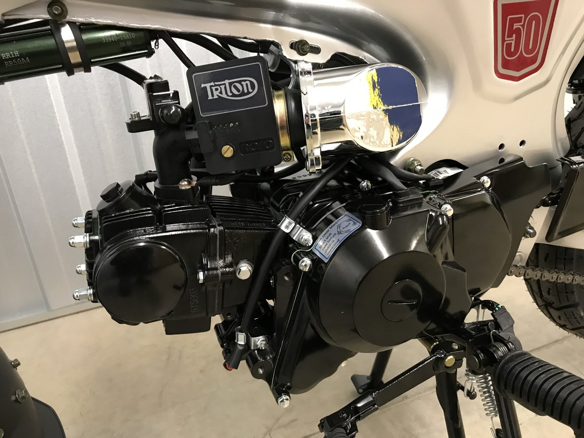 2019 Triton Manix ST-50 For Sale (picture 2 of 6)