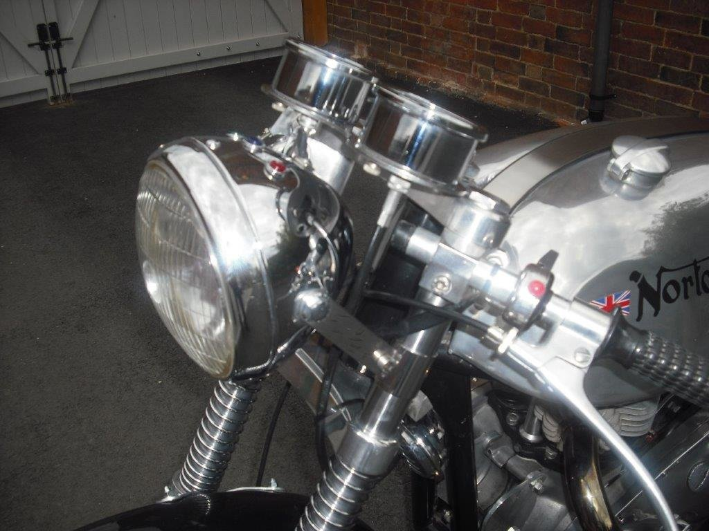 2003 Triton Cafe racer For Sale (picture 1 of 5)