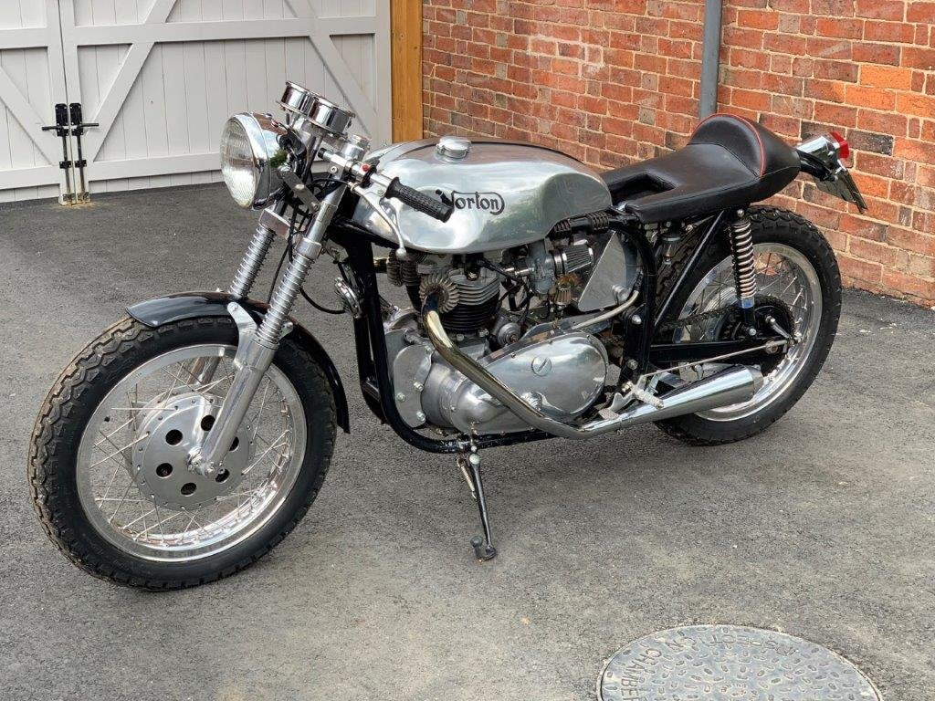 2003 Triton Cafe racer For Sale (picture 3 of 5)