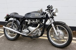 Picture of 1953 Dresda Triton - Morgo 750cc - Wide Line Frame - T110  SOLD