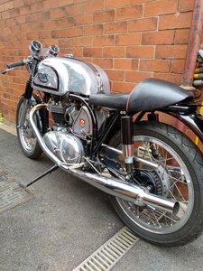 Triton 1960s very rare, With Triton on The V5