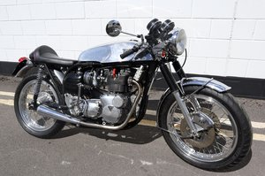 1959 Triton 750cc T150 Triple Engine - High Spec Classic Caf