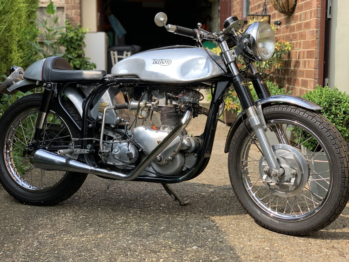 1960 An excellently restored and maintained Triton For Sale (picture 1 of 6)